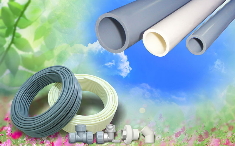 PB PIPE FOR HEATING SYSTEMS (INNER OXYGEN - RESISTANCE TYPE)