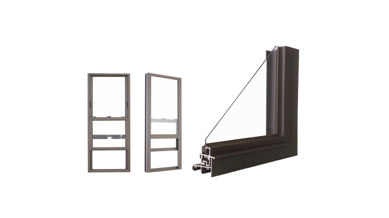 Hung Windows/70mm series