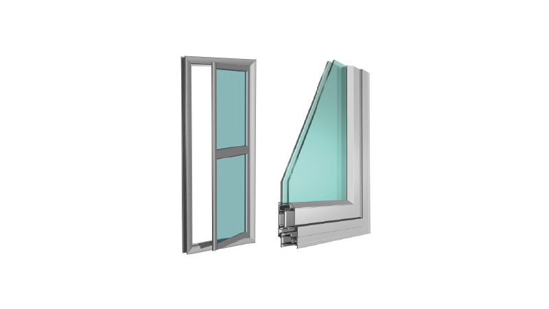 Casement Windows50mm thermal-break insulated Series