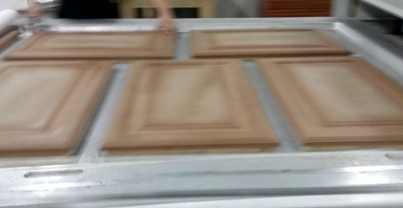 Vacuum forming technology from Germany