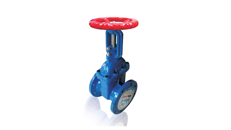Flanged Resilient-seated Gate Valve(Rising Stem )