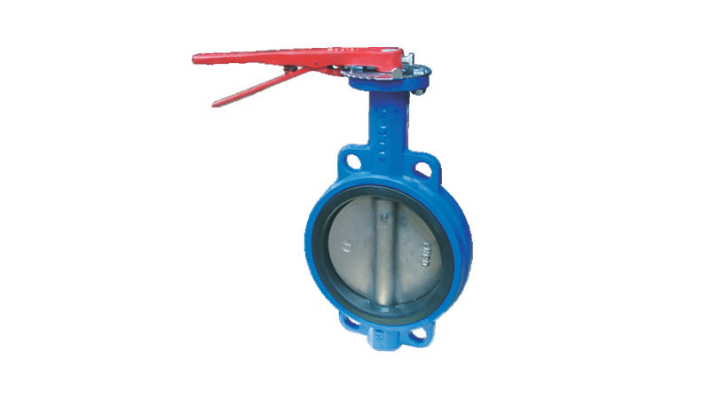 Wafer-type Butterfly Valve (Manual)