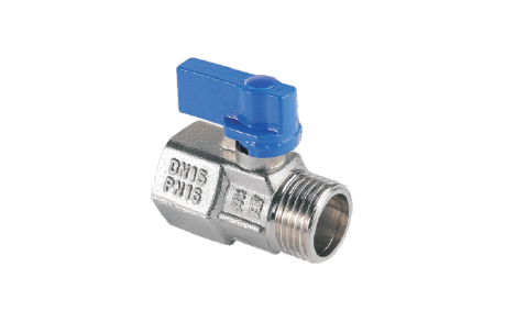 Male and Female Thread Ball Valve