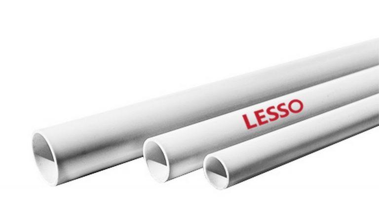 Lesso PVC Pipe Guide