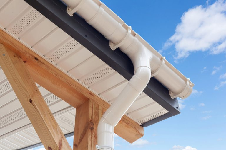 Installation Guide for LESSO Half-round Rain Gutter System
