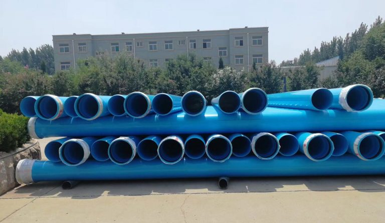 Revelation of Water Supply Pipe