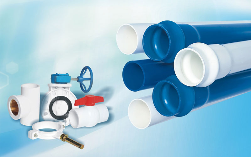 Lesso PVC-U Water Supply Pipe