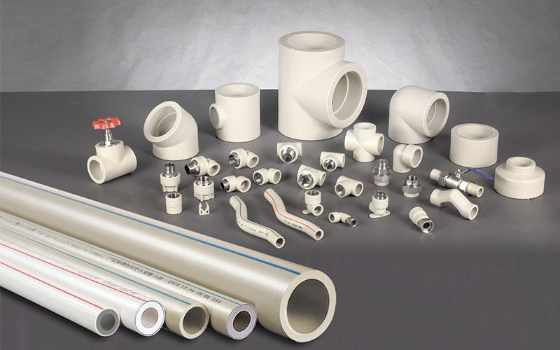Lesso PP-R Water Pipe and Fittings