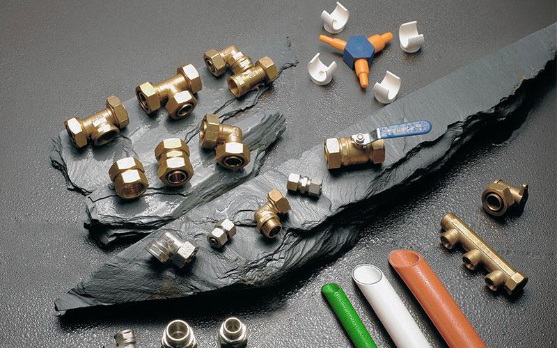 Aluminum-plastic Composite Pipe