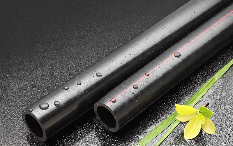 Lesso Platic-Steel Mesh Skelenton-Plastic(PE) Composite Pipe for Water Suppy