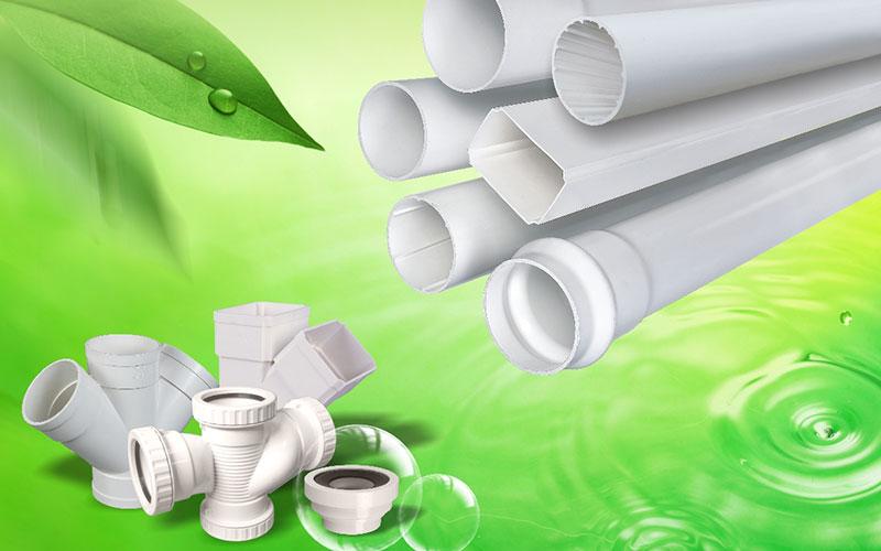 Lesso PVC-U Drainage Pipe