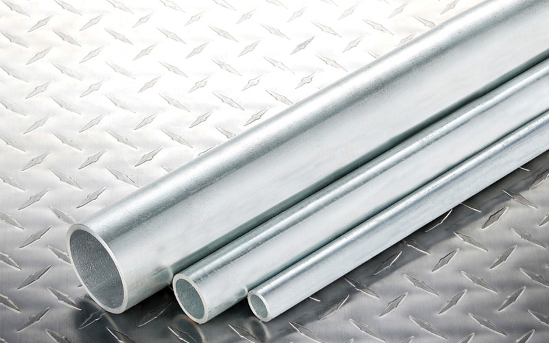 Hot Dip Galvanized Steel Pipes