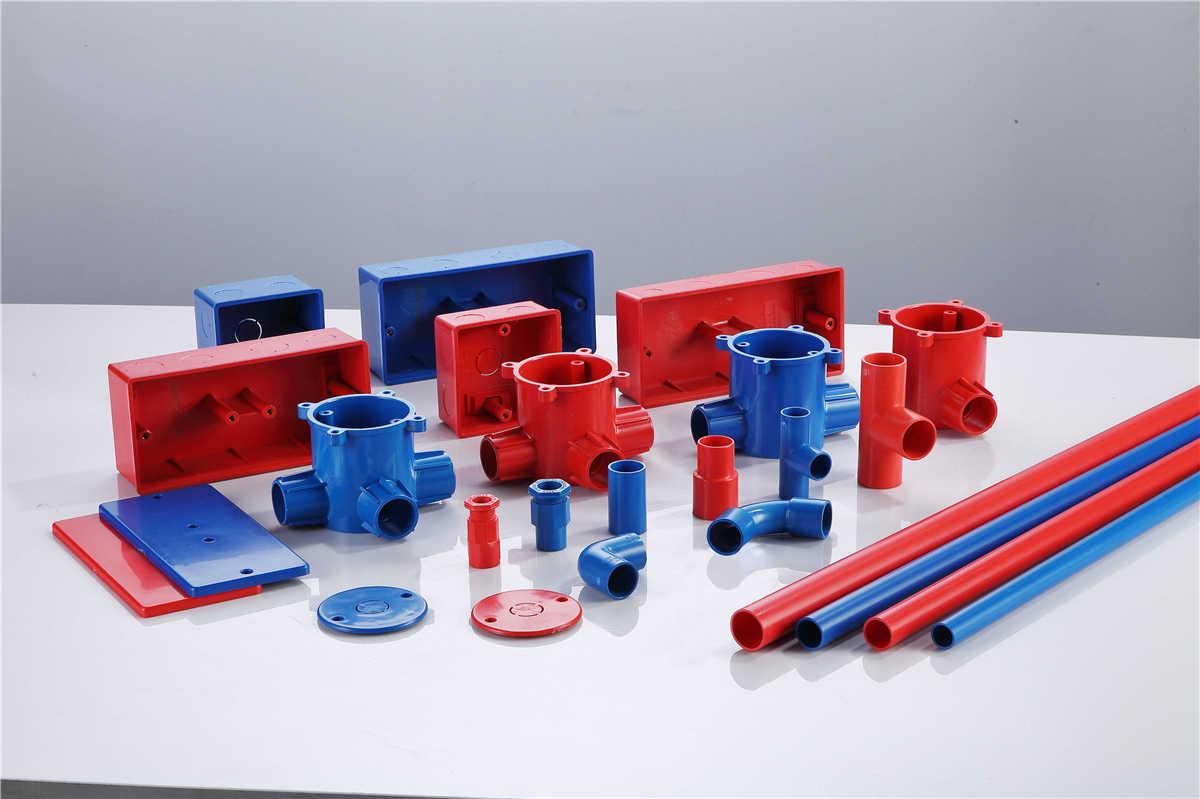 Lesso PVC Conduit for Home Decoration