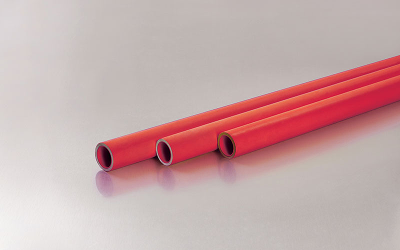 Lesso EP Steel-plastic Composite Pipe Coating with Plastic(For Fire Fighting)