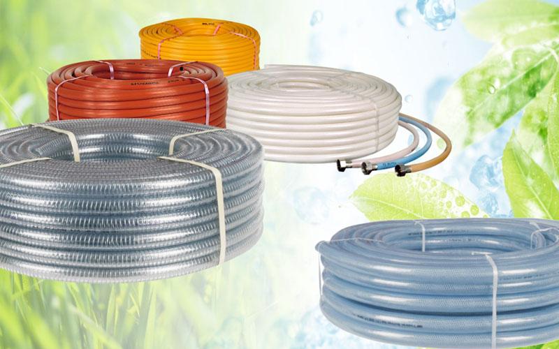 Polyester Fiber Reinforced PVC Hose