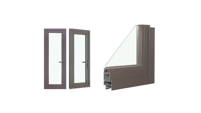 Casement Windows50mm Series