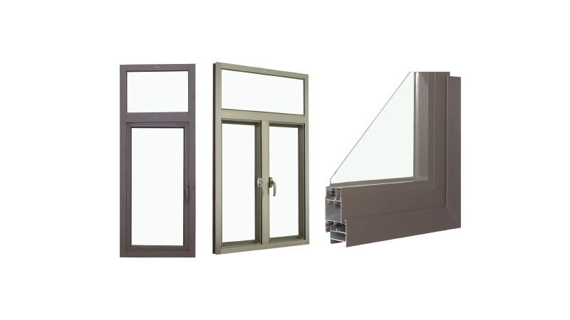 Casement Windows 50mm Series