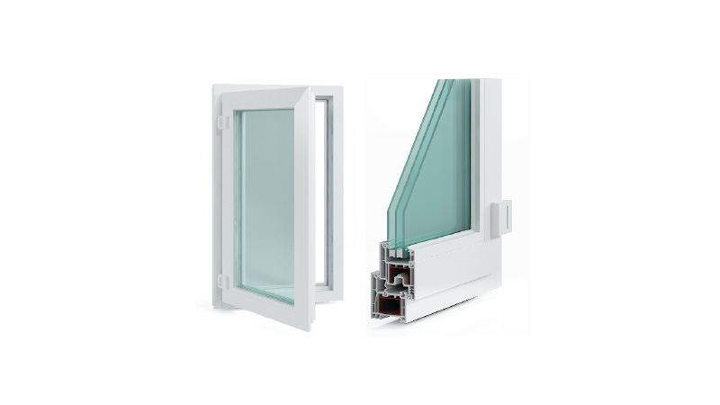 65mm Casement Windows Series