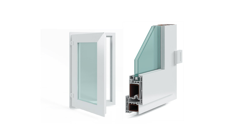 60mm Casement Door Series