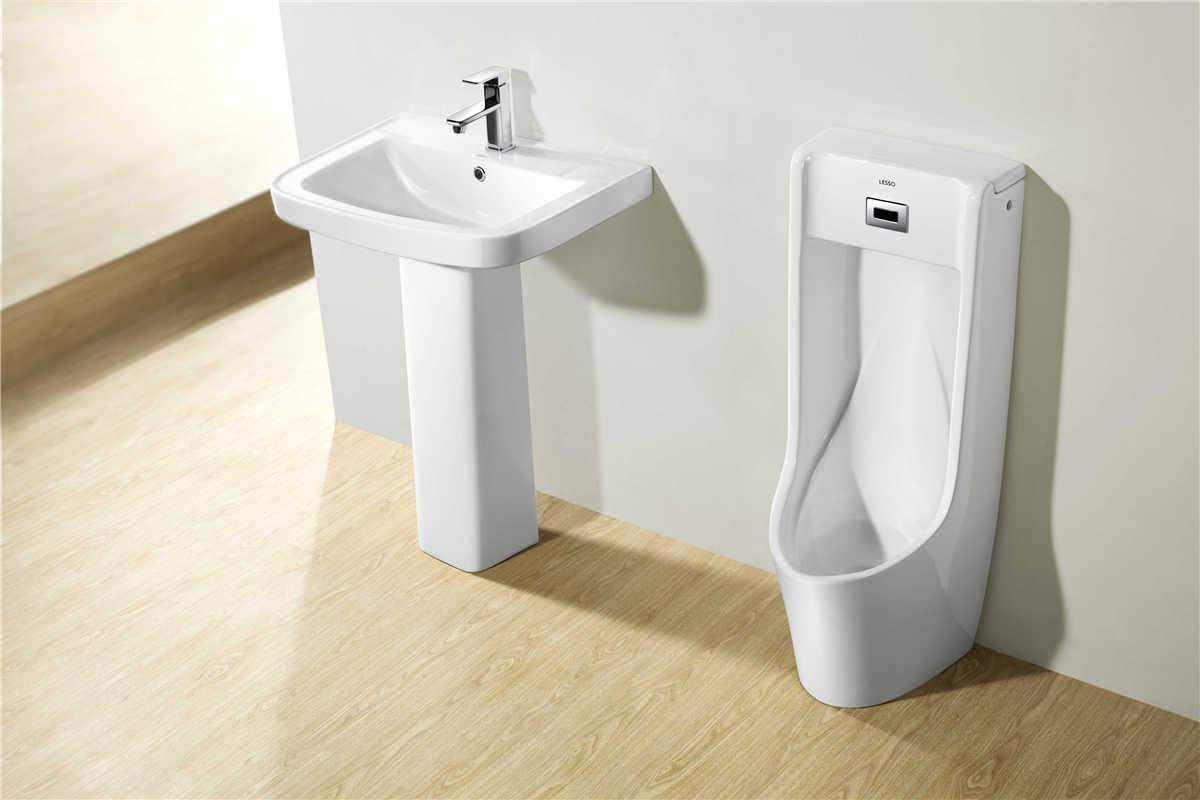 Lesso Pedestal Urinal LX1204