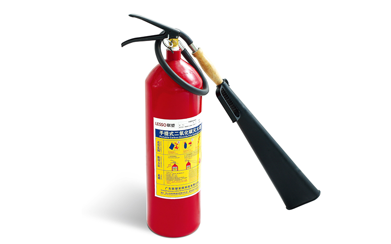 Lesso Portable CO2 Fire Extinguisher