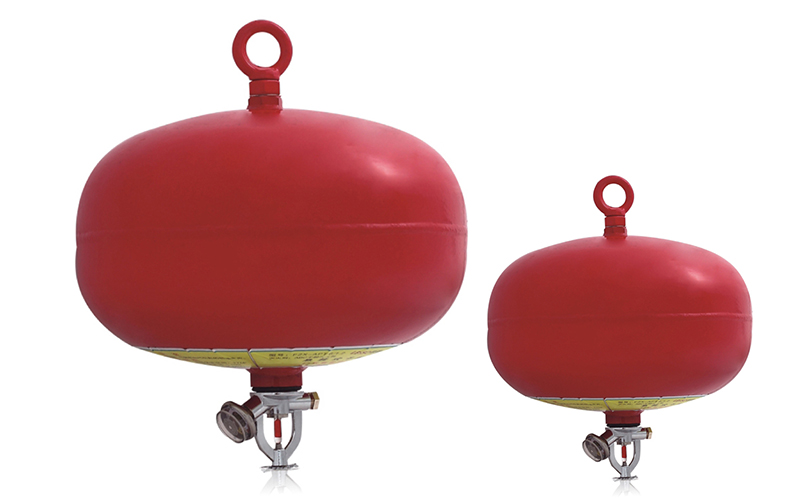 Hanging Dry Powder Fire Extinguisher