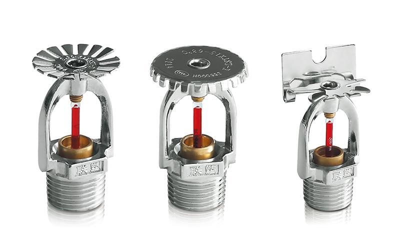 Lesso T-ZST 15 Series Rapid Response Glass Ball Sprinkler