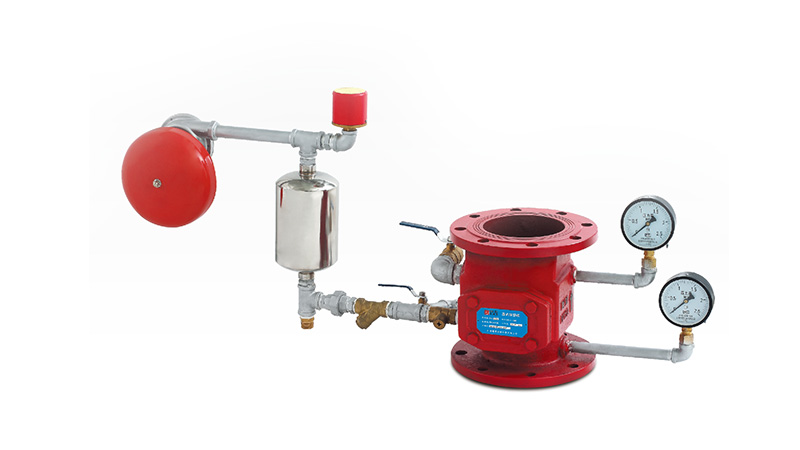 ZSFZ-TYPE Wet Alarm Valve
