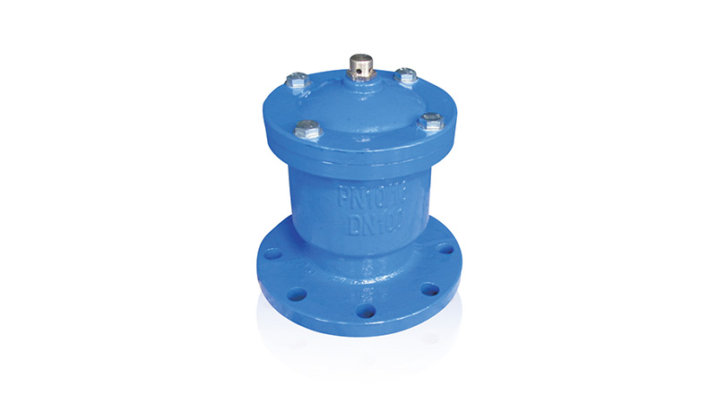 Flanged Single Outlet Vent Valve