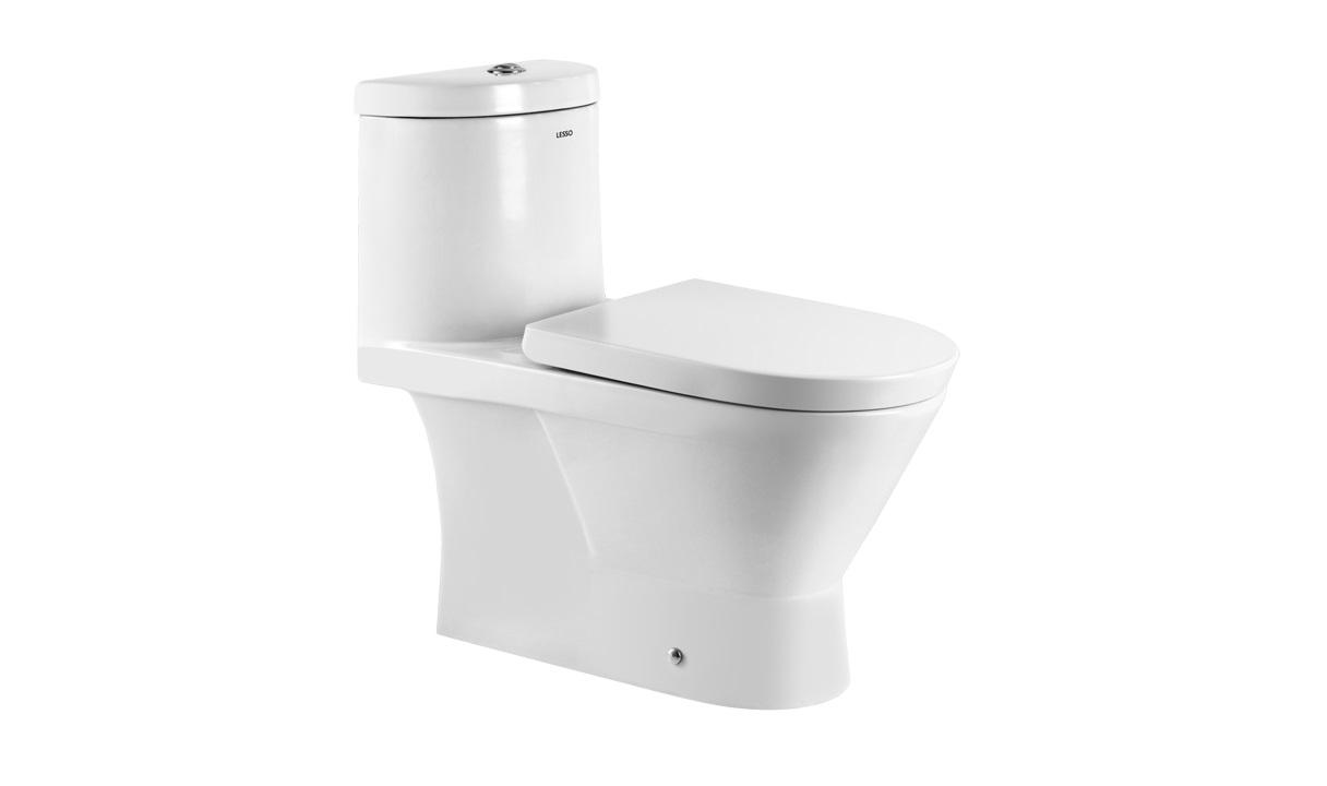 Lesso Direct-wash One-piece Toilet LZ1501M