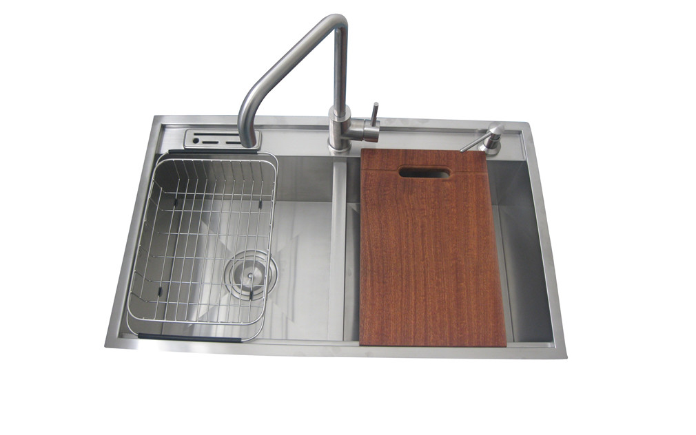 Lesso Stainless Steel Sink CS11225