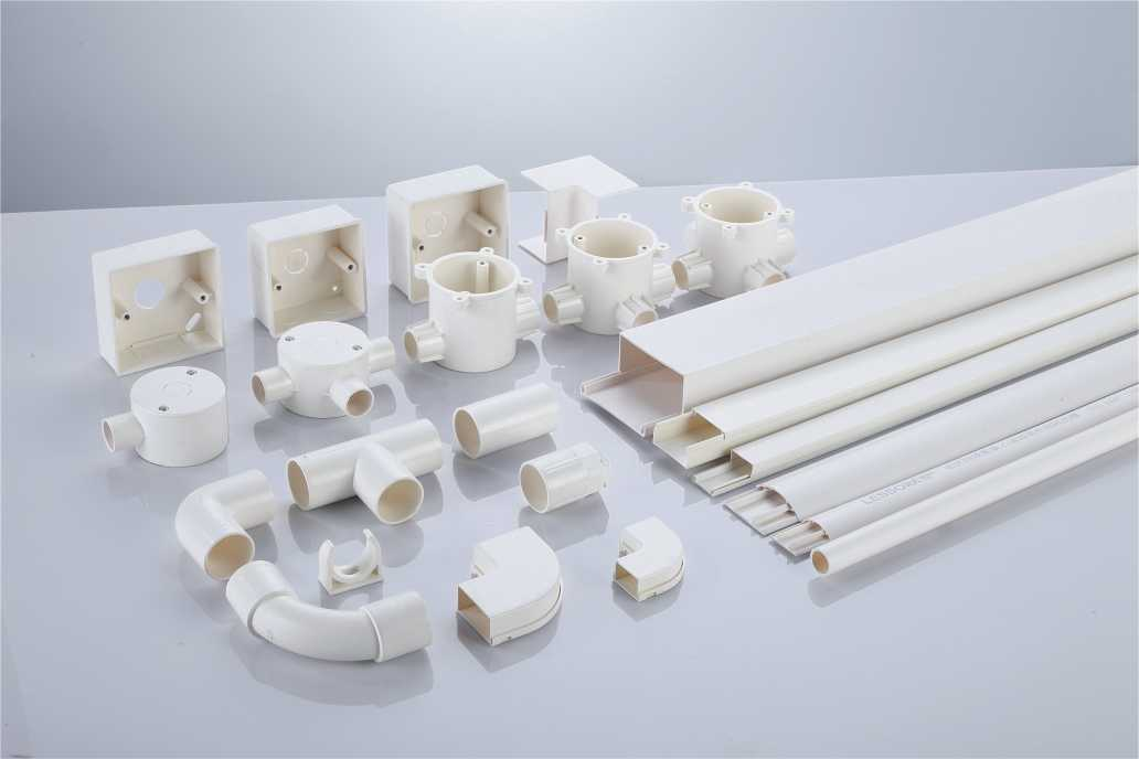 PVC Conduit and Fittings