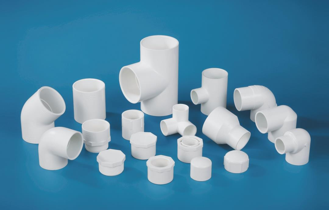 Lesso PVC-U Schedule 40 Fittings