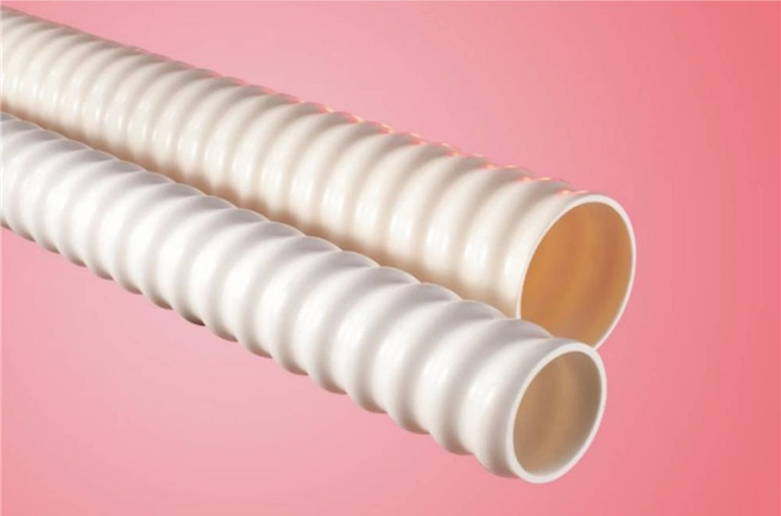 Lesso PE Single-wall Spiral Duct