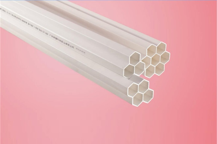 Lesso PVC Honeycomb Duct