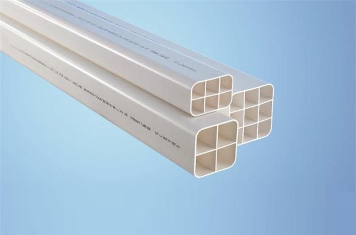 Lesso PVC-U Grill Duct