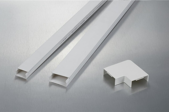 Lesso PVC Trunking and Fittings