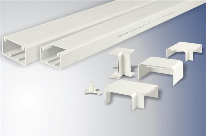 PVC Multifunctional Trunking and Fittings 0