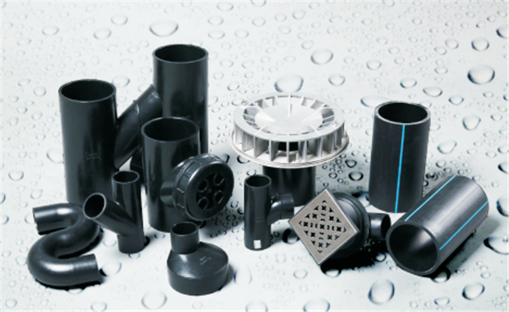 Lesso Siphon-type Roof Rainwater Drain System Pipe and Fittings