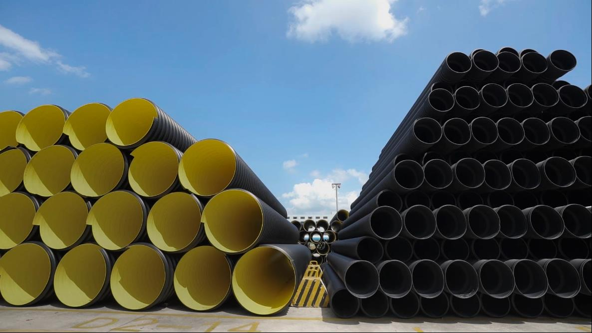 Lesso Piping Systems for Municipal Engineering