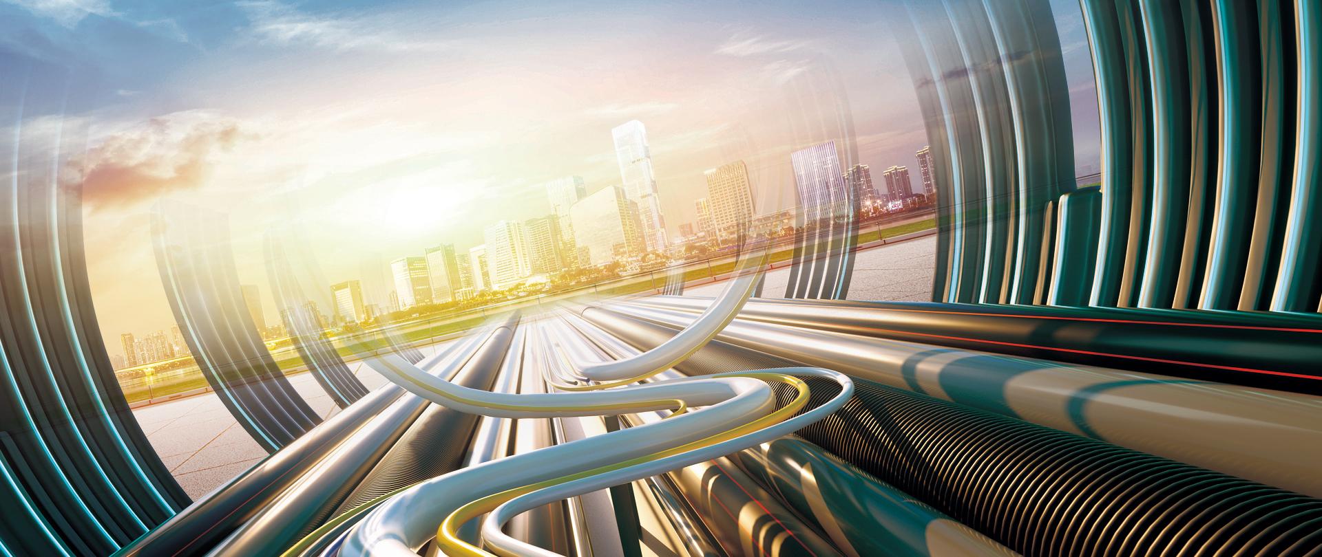 Lesso LESSO Gas Transmission Pipeline