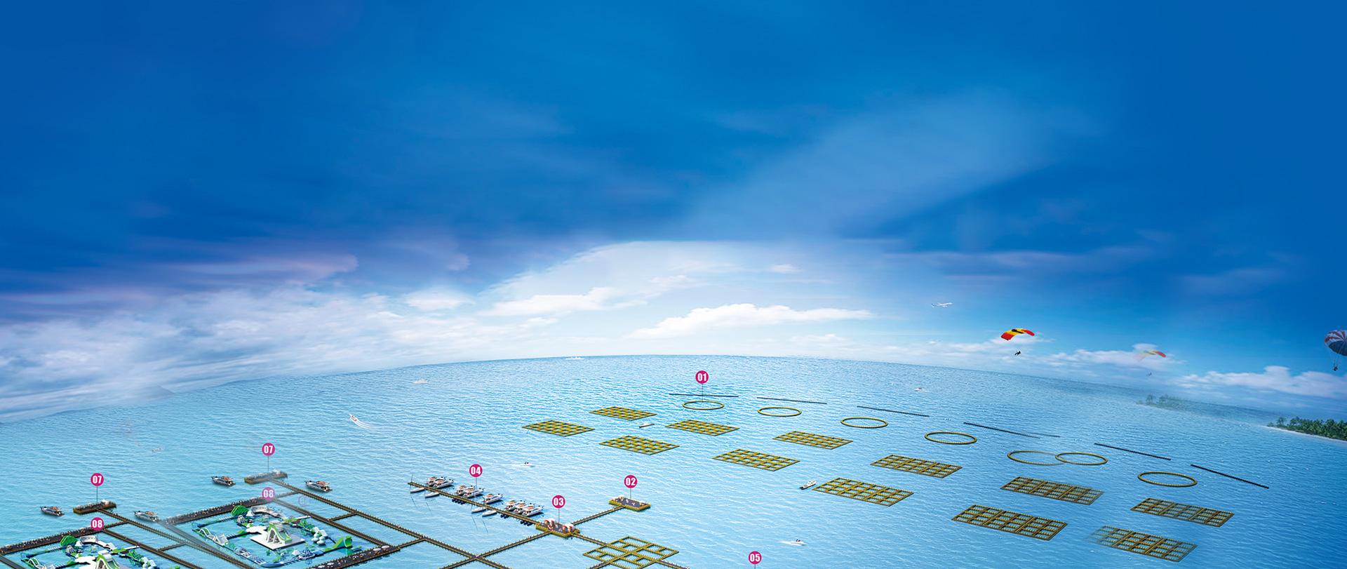Lesso LESSO Ocean Cage Culture System