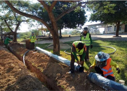 联塑Botene,Pakxan &Pakkading Municipal Water Supply