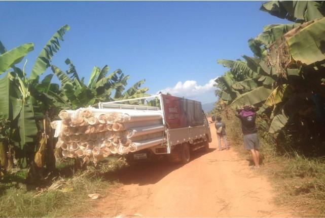 Lesso Hengxin Banana Plantation