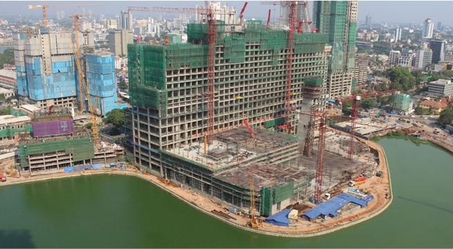 联塑Water Front Project