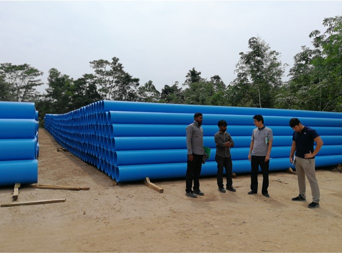 Lesso Matara Stage IV Water Supply Project