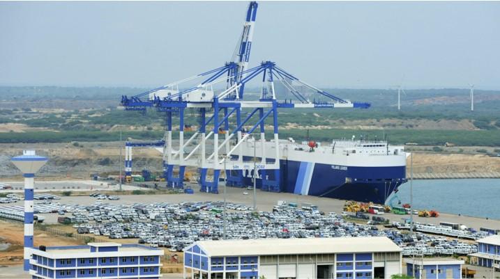 Lesso Hambantota Port Development Project (Phase II)