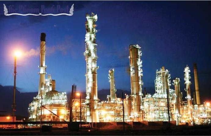 Lesso Cambodia Oil Refinery