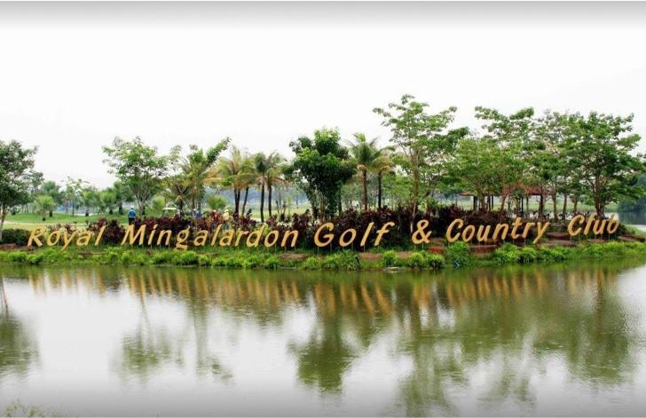 Lesso Royal Mingalardon Golf&Country Club
