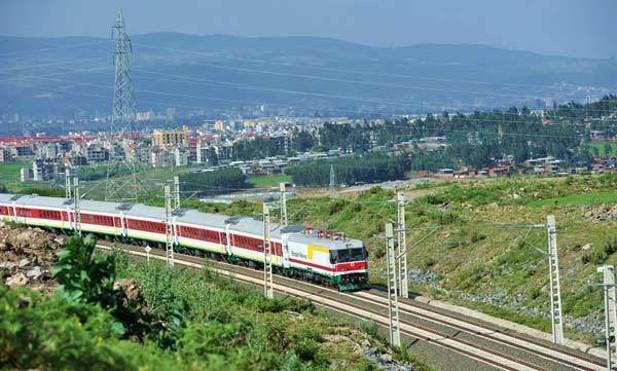 联塑Ethiopia-Djiboute Railway Project